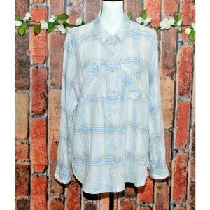 Maurices Woman's Shirt Top Plus Size 2 NWT
